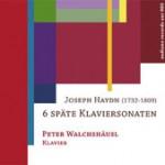 Joseph Haydn: 6 späte Klaviersonaten